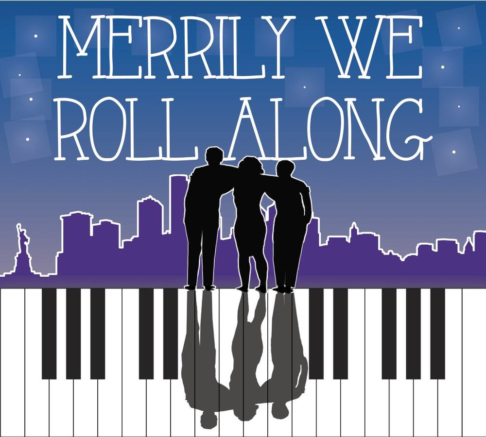 Merrily We Roll Along - Stage West Southwest Premiere with Stephen Sondheim, consultant